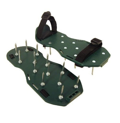 Lawn Aerator - Aerating Lawn Sandals / Shoes - Yeoman