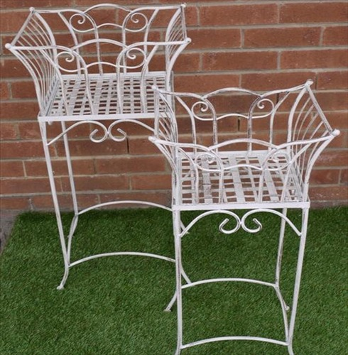 Tall Square Plant Stand (2 sizes)