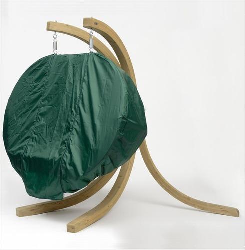 Globo Royal Pod Chair Cover - Green - Amazonas Hammock