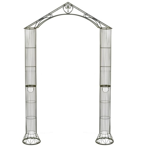 Lucton Garden Rose Arch Plant Support - From The Lucton Range