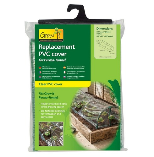 Replacement PVC Cover for Perma Tunnel