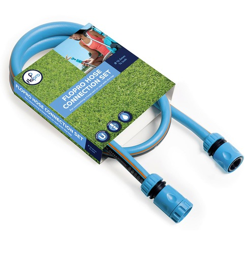 Flopro Hose Connection Set - 1.5m of Hose and Connectors