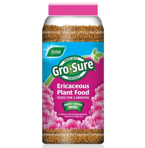 Gro Sure Ericaceous Plant Food 900g - Slow Release Fertilizer Feed