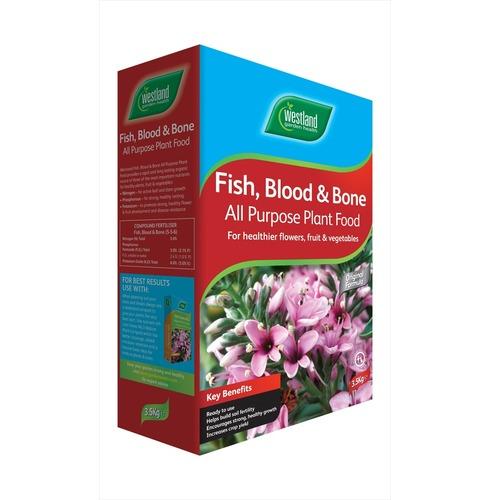 Fish, Blod & Bone All Purpose Plant Food 1.5kg - Westlands Garden Health