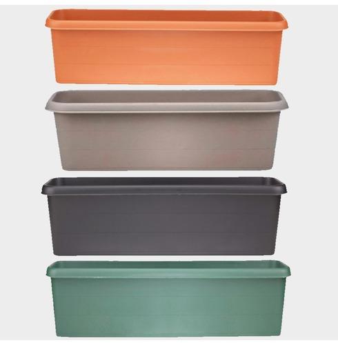 Terrace Trough Planter 60cm - Different Colour Options
