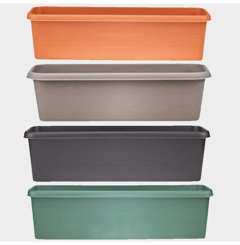 Terrace Trough Planter 80cm - Different Colour Options