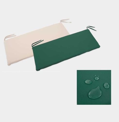 Bench Cushion Natural or Green