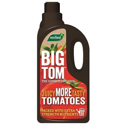 Westlands BIG TOM Super Tomato Plant Food 1.25l