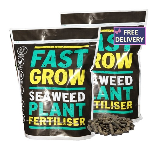 Fast Grow Sea Weed Plant Fertiliser - 20kg (2x 10kg Bag)