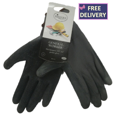 General Worker Gardening Gloves - Medium - Briers