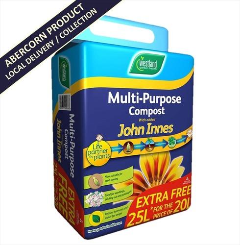 John Innes Multi-Purpose - 25L Westlands - Abercorn Local Delivery Product