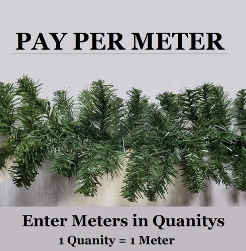 Christmas Garland - Pay Per Meter