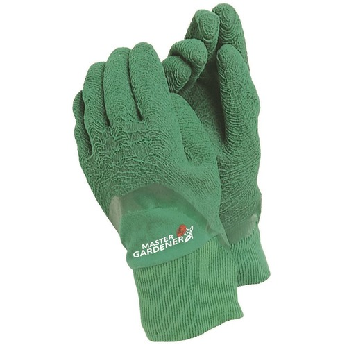 Town & Country Master Gardener Green Ladies Gloves - Small