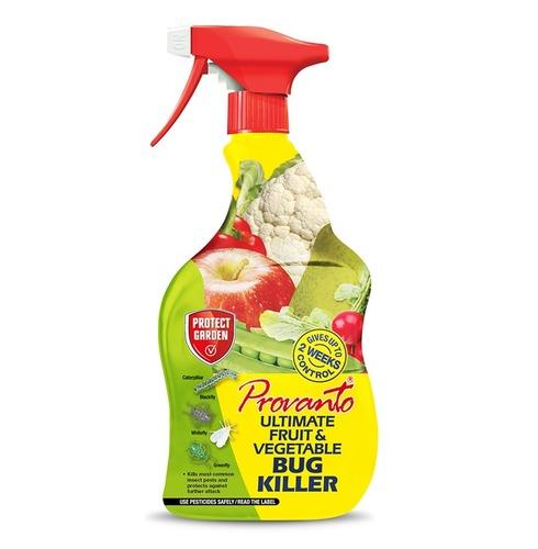 Provanto Ultimate Fruit & Vegetable Bug Killer - Ready to Use 1L