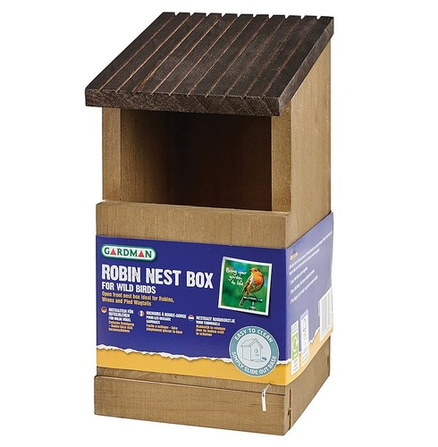 Robin Nest Bird Box