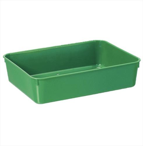 Seed Tray -  Stewart Premium Deep Seed Tray Green - 22cm