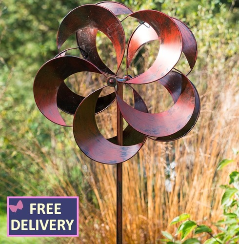 Tatton Garden Wind Sculpture Spinner - Jonart Desin