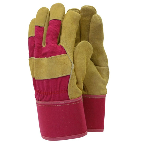 Thermal Rigger Gardening Gloves - Pink - Medium