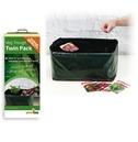 Vegetable Trough Bag Planters x 2 Reusable