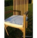 Garden Large Armchair Cushion - Natural