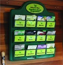 Garden Seed Organiser - Shed Tidy