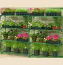 Garden Shelving - Double Pack - For Storage & Greenhouses