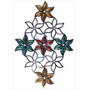 Flower Diamond Wall Art - Very Effective - Suitable in Home or Garden