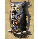 Wall Art Decoration - Owl with Decoration