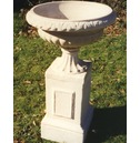 Linford Urn & Pedestal from Chilstone