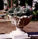Acanthus Stone Bowl from Chilstone