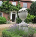 Kent Stone Urn & Pedestal
