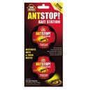 Ant Nest & Ant Killer 2 Bait Station Ant Stop! - 10g