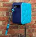 Flopro+ Cube 35m - Wall Mounted Hose Reel - Complete with Fitting