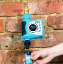 Flopro+ Digital Water Timer - Easy to Use with Integral Clock