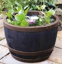 Blenheim Half Barrel Planter Pot - Copper - Different Size Options
