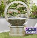 Tranquil Spills Garden Water Feature - Kelkay