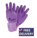 All Rounder Gardening Gloves - Purple - Medium