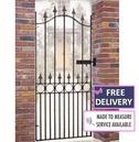 Balmoral Tall Single Garden Gate