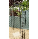 Buckingham Garden Rose Arch - Poppy Forge - 25mm Solid Bar Construction