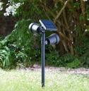 Duet Double Solar Spotlight - Smart Solar