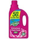 Gro Sure Ericaceous Plant Food 1L - Plus 50% Free (1.5L)