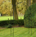 Esschert Garden Scrolled Rose Arch
