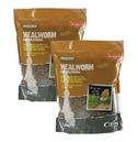 Gardman Quality Mealworms 1.2kg Bag - 2 Bags for £30 or 4 Bags for £50