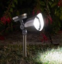 Mega Stainless Steel Solar Spotlight - Smart Solar