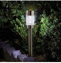 Macmillan Charity Radiance Large Stake Solar Light - Set of 4