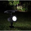 Optima Solar Spotlight - Adjustable Focus Lens - Smart Solar