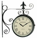 Paddington Metal Station Clock