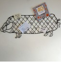 Pig Card / Note Holder - Kitchen Wall Art