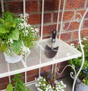 Plant Stand - 3 Tier - Scrolled Design