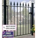 Saxon Single Garden Gate